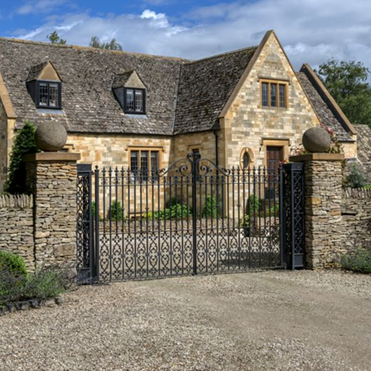 Boost Your Property Value Tomorrow with a Gated Entrance