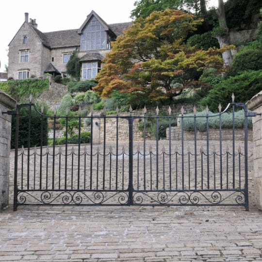 Could an Estate Gate Save You Money?
