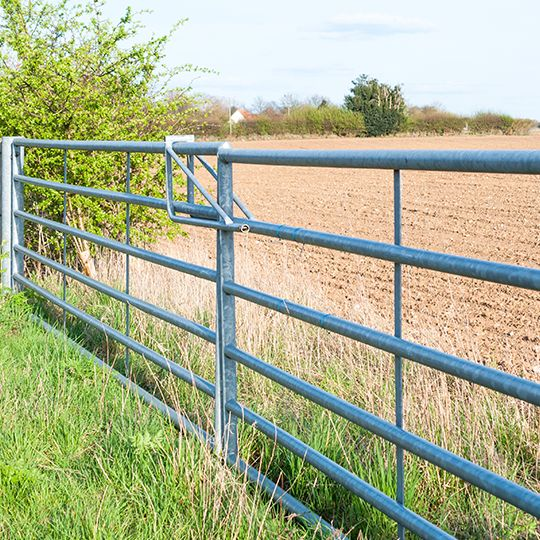 Protect Your Livestock with a Farm Gate