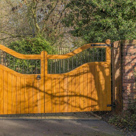 Custom Gate Fabrication Materials