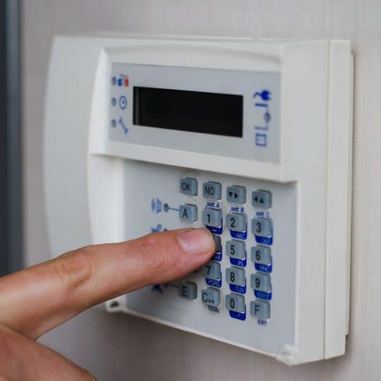 Lower Insurance Rates with a Burglar Alarm System