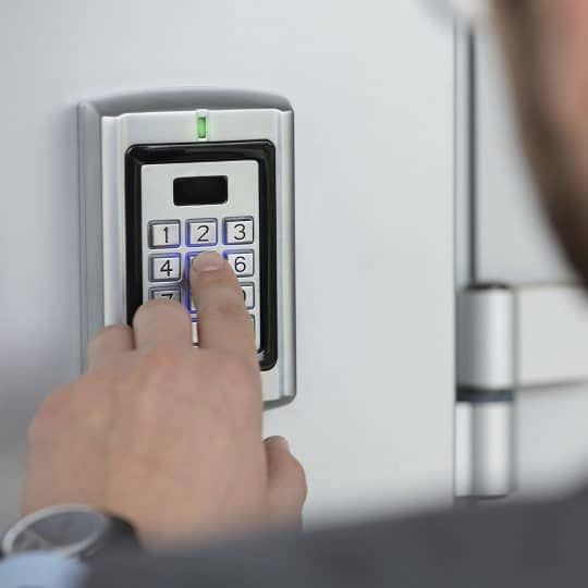 Pros And Cons Of Keypad Access Security Five