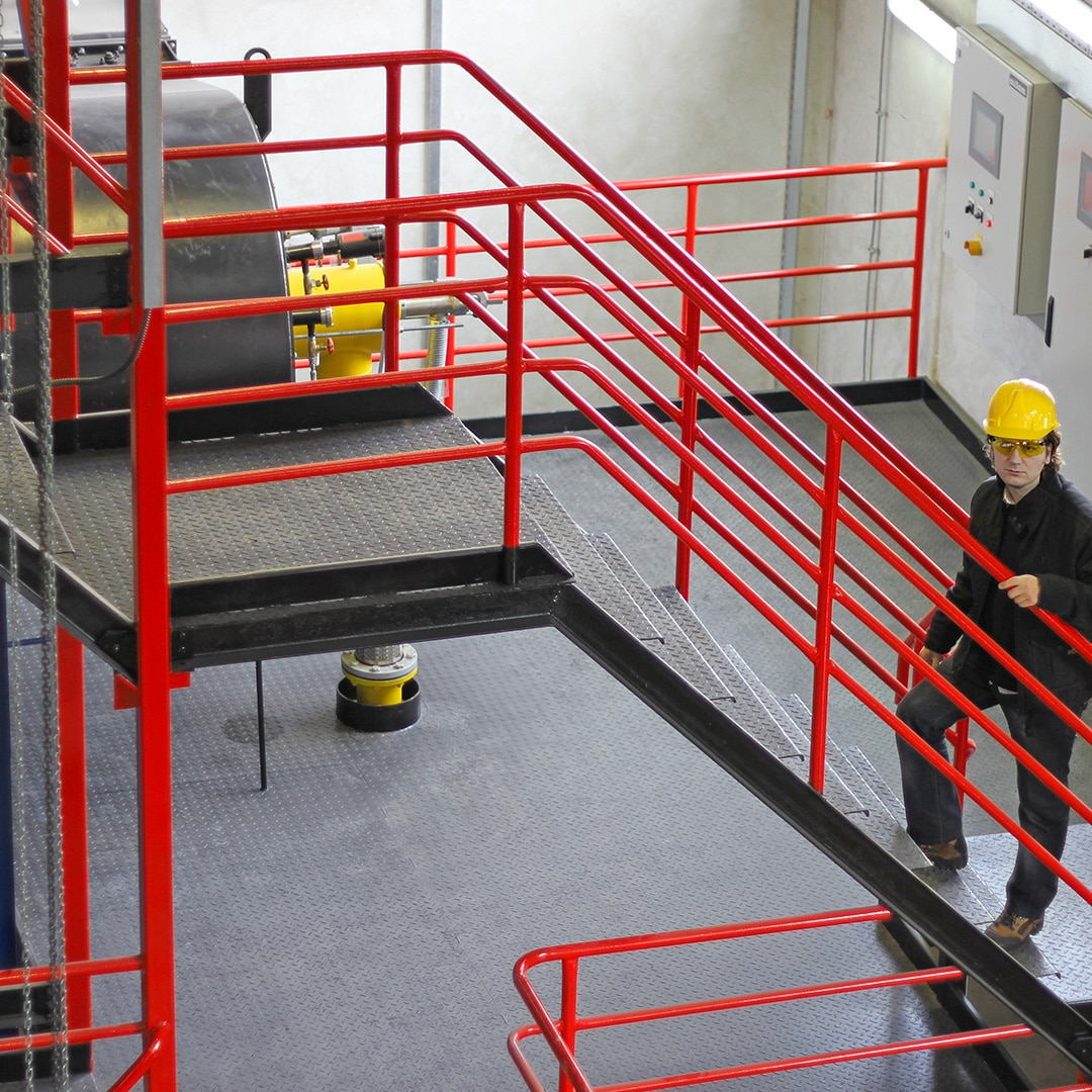 Commercial Safety Gate For Stairs Security Five