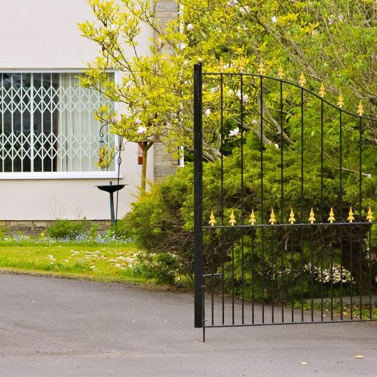 Types of Residential Gates