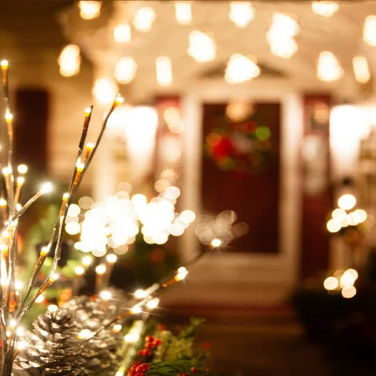 Home Holiday Safety Tips
