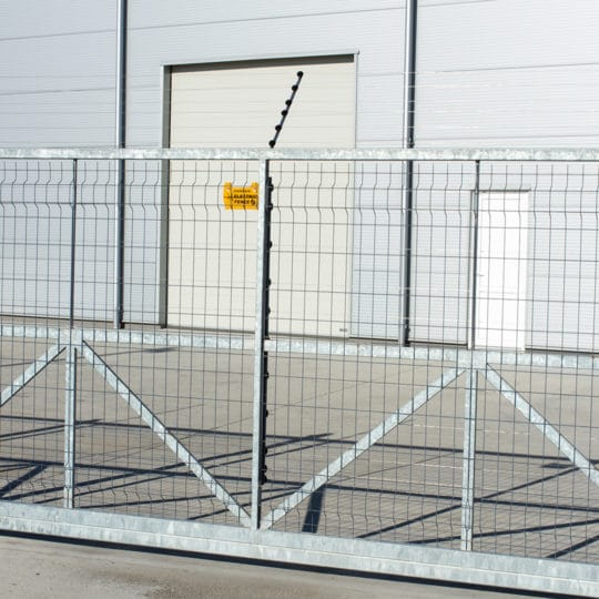 Industrial Gates for Safety