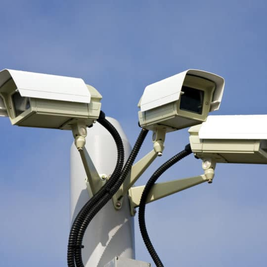 Ways CCTV Systems Deter Crime