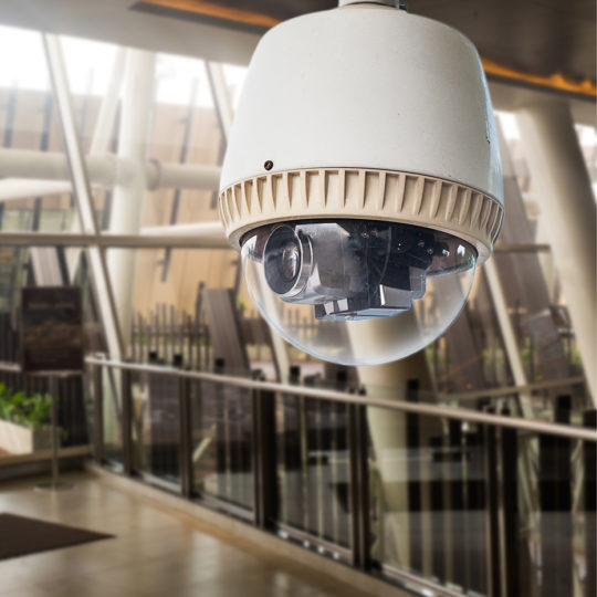 10 Types of CCTV System Cameras