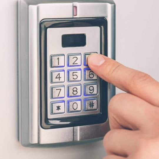 Burglar System Upgrade