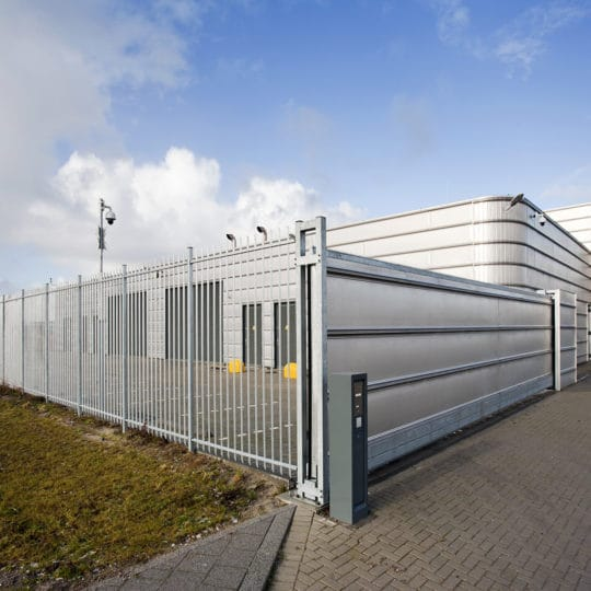 Corporate Gate Design