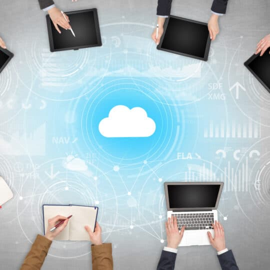 Cloud Service Collaboration